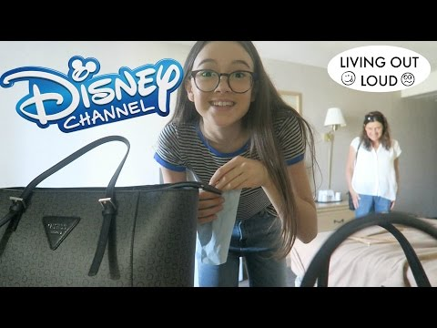 My Disney Channel TV Audition Day! | Acting Auditions & Call Backs with Fiona | Living Out Loud Vlog