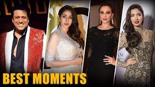 Best Moments | Masala Awards 2017 | Govinda | Sridevi | Iulia Vântur | Mahira Khan