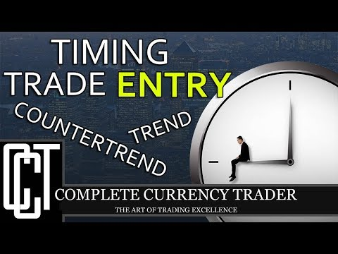 Timing Trade Entries - Trend or Counter-Trend?