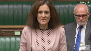 Sparks fly in Parliament at Israel-Palestinian debate - 5 July 2017