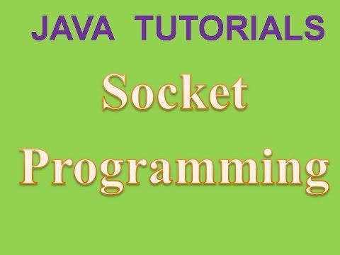 Socket Programming in Java Two Way