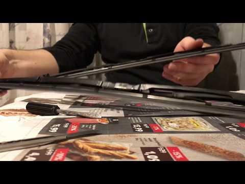 Schimbare lamele stergatoare/replacing whiper blades 3/3