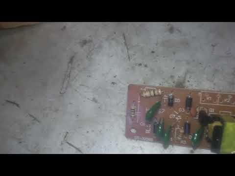 CFL bug zapper light hack (part 1)