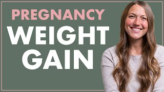 Gaining WEIGHT During Pregnancy   How Much Weight Should You Gain During Pregnancy?