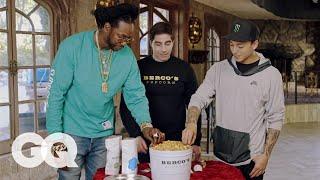 2 Chainz Eats Gold-Coated Billion Dollar Popcorn | Most Expensivest Shit | GQ