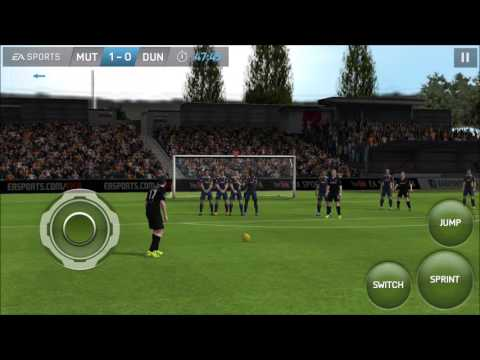 Fifa 15 Ultimate Team Android Gameplay 30th of April, 2016 - HD