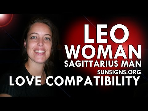Leo Woman Sagittarius Man – A Fiery And Excellent Match