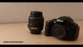 Review | Nikon D5100 DSLR + Nikon Nikkor 18-55mm f/3.5-5.6 G Lens