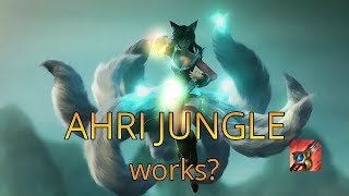 Ahri Jungle Gameplay S8 - Playing Ahri Everywhere: EP 01