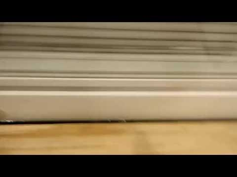 Pella Sliding Glass Door Leak 1