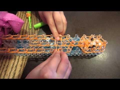 Rainbow Loom Horse Charm