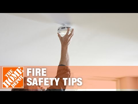 Fire Safety Tips - Smoke and CO Detectors