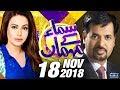 Samaa Kay Mehmaan | SAMAA TV | Sadia Imam | November 18, 2018