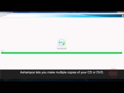 Ashampoo Burning Studio Free - Burn files and images to CD and DVD discs - Download Video Previews