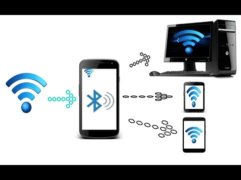 how to share wifi from phone to phone