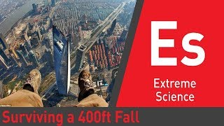 Surviving a 400ft Fall | Weird Or What?