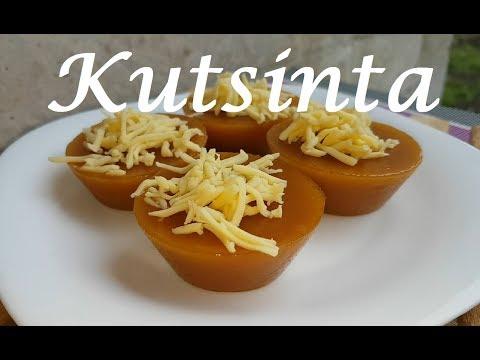 Kutsinta | Kutchinta | Cuchinta | How to make Kutsinta | Kutsinta recipe