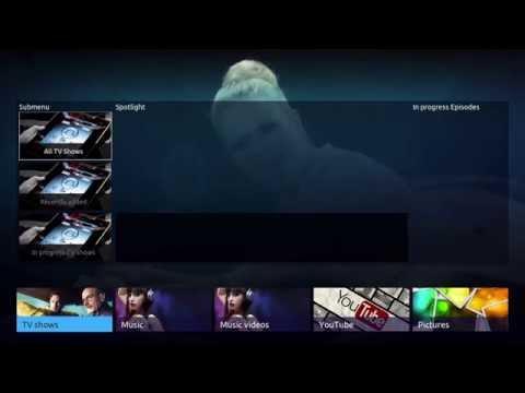 Titan Skin Review (XBMC-KODI)