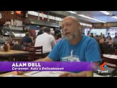 Katz's Delicatessen's Secret to Their Pastrami!