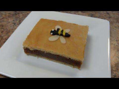 Date Filled, Honey Bar Cookies Vegetarian