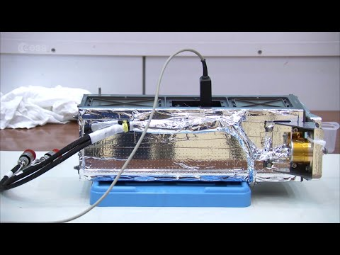 Cubesats : Miniaturised technology in space