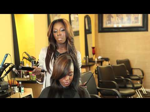 How to Curl a Brazilian Virgin Remy Naturally : Hair & Weave Care
