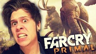 HOMBRE DEL FUTURO VS MAMMUTS | Far Cry Primal