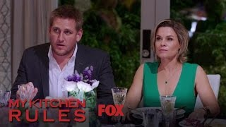 Cat And Curtis Give The Final Review Of The Night | Season 1 Ep. 1 | MY KITCHEN RULES