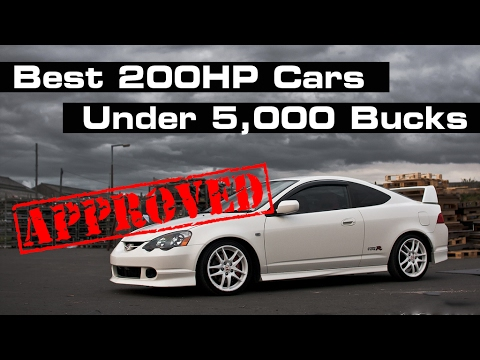 Best Used Cars Under 5000 US News World Report