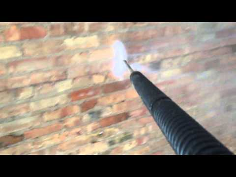 Interior Brick Cleaning Chicago