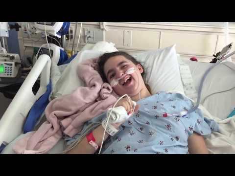 Zoe's Music Therapy Story | UCLA Mattel Children's Hospital
