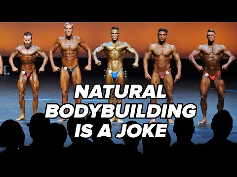 Natural Bodybuilding is a Joke!