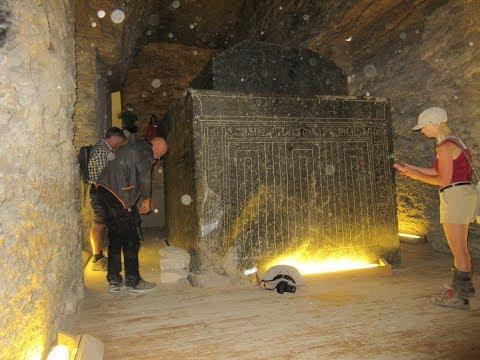 Egypt 2018: Exploring Many Massive Megalithic Wonders At Saqqara