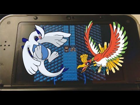 Obtaining Ho-Oh & Lugia in Pokemon Gold/Silver 3DS VC [Not removing them from their locations]