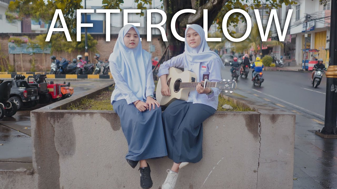 Ed Sheeran - Afterglow (Cover by. Cheryll & Alma)