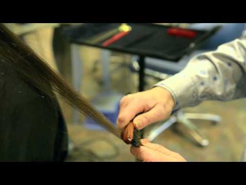 Candle Hair Cutting  Flame Cutting  Velaterapia