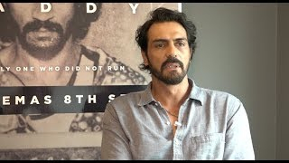 Arjun Rampal and Ashim Ahluwalia talk about their film Daddy based on the life of Arun Gawli