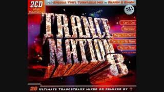 Trance Nation 8: Megamix CD - Special Vinyl Turnable Mix By Shahin & Simon