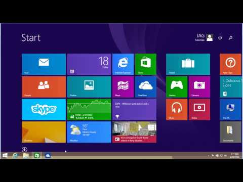 Windows 8.1 - Beginners Guide Tutorial - Part 2 [Update 1]