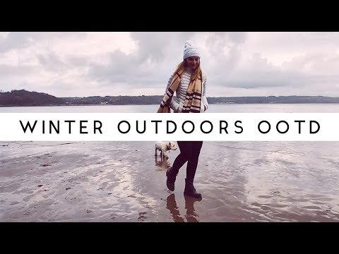 WINTER OUTDOORS   OUTFIT OF THE DAY   Vegan Fashion   Szilvia Bodi