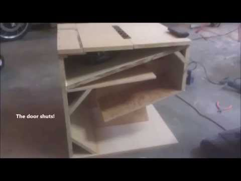 Designing, Building and Testing My Folded Horn Subwoofer