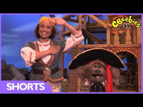 Swashbuckle Special With Dodge T Dog - CBeebies Red Button