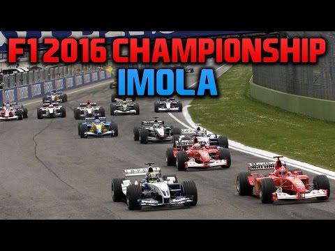 rFactor F1 2016 NRL - Round 11 - San Marino Grand Prix