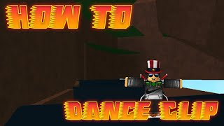 Download Roblox - How to Dance Clip Through Walls! Video