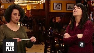 """""""Broad City"""" Stars Abbi Jacobson and Ilana Glazer Interview Each Other 