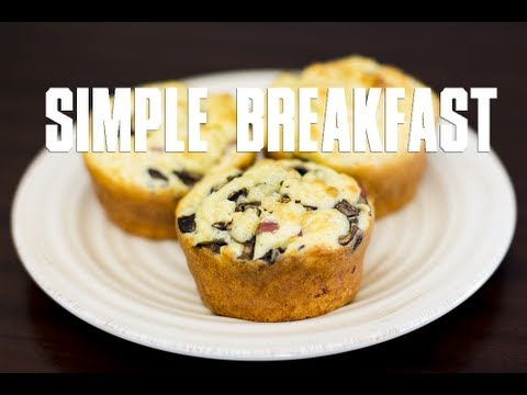 Quick and Easy Breakfast - Quiche