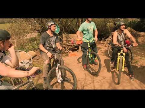 Home Sweet Home - UK Dirt Jump Roadtrip