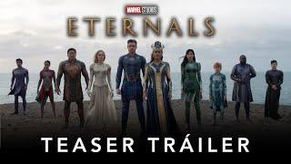 Eternals   Marvel Studios   Teaser Tráiler Subtitulado