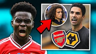 Guendouzi LEAVING Arsenal? 5 Things You MISSED In Wolves 0-2 Arsenal