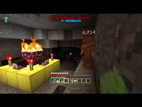 Minecraft - Herobrine Spawner Trolling On Xbox 360 Edition With Shane - More Trolling djf149